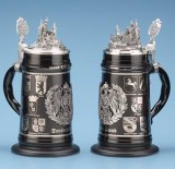 German States Beer Stein