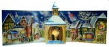 Little Chapel 1956 Reproduction 3D German Advent Calendar