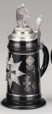 Iron Cross Beer Stein