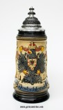 Deutschland Alliance of the German States Beer Stein