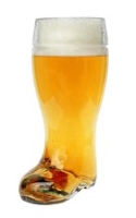 Personalized Custom 1 L Boot Beer Glass Mug